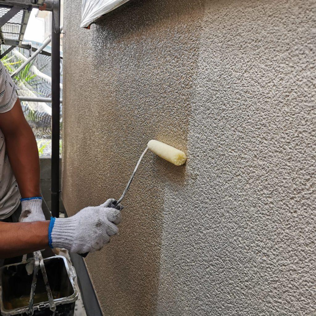 外壁塗装工事!「お家の塗装・エクステリア・リフォーム・修繕のABeco-アベコ-」