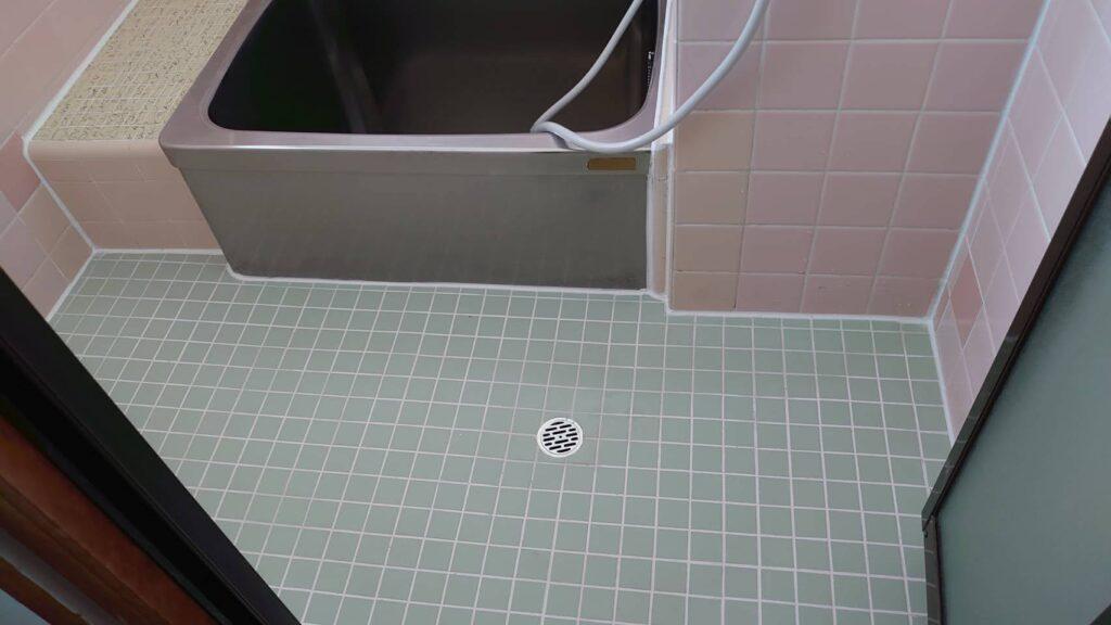 浴室タイル改修工事!「お家の塗装・エクステリア・リフォーム・修繕のABeco-アベコ-」